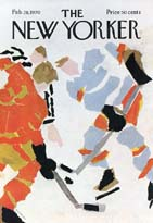 New Yorker Cover - 1970 (No. 69700228)