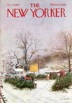 New Yorker Covers - 1970 (No. 69701219)