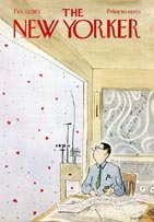 New Yorker Cover - 1972 (No. 69720212)