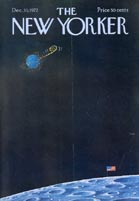 New Yorker Covers - 1972 (No. 69721230)