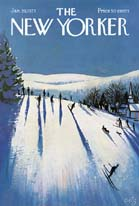 New Yorker Cover - 1973 (No. 69730120)