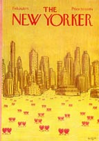 New Yorker Cover - 1974 (No. 69740218)