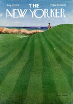 New Yorker Cover - 1974 (No. 69740812)