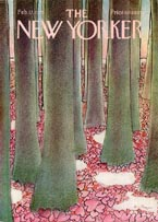 New Yorker Cover - 1975 (No. 69750217)