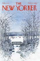 New Yorker Cover - 1976 (No. 69760202)
