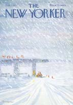 New Yorker Cover - 1977 (No. 69770207)