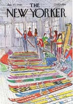 New Yorker Cover - 1980 (No. 69800121)