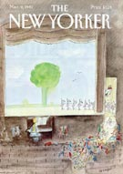 New Yorker Covers - 1981 (No. 69810309)