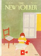 New Yorker Cover - 1982 (No. 69820215)
