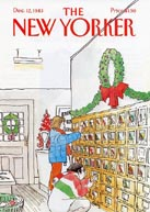 New Yorker Covers - 1983 (No. 69831212)