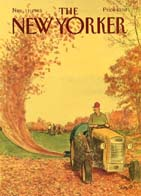 New Yorker Cover - 1985 (No. 69851111)