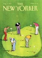 New Yorker Cover - 1987 (No. 69870817)