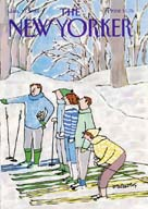 New Yorker Cover - 1988 (No. 69880111)