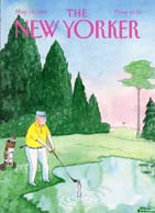 New Yorker Cover - 1988 (No. 69880523)