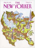 New Yorker Cover - 1989 (No. 69890828)