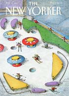 New Yorker Cover - 1991 (No. 69910204)