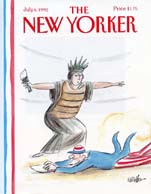 New Yorker Covers - 1992 (No. 69920706)
