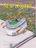 New Yorker Covers - 1993 (No. 69931018)