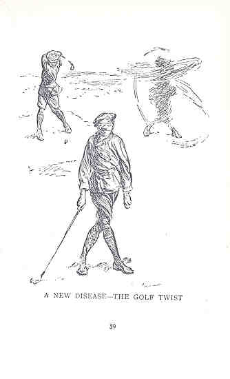 A New Disease - The Golf Twist