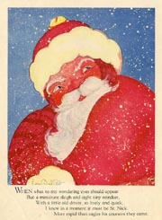Christmas Prints - Night Before Christmas (No. 70600003)