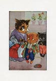 Tale of Tabby Cat Print (No. 70620011)