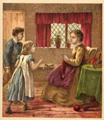 Victorian Picture Book Print (No. 70650002)