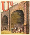 Railroad Alphabet Print (No. 70680020)