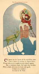 Night Before Christmas Print (No. 70690002)