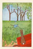 Peter Rabbit Print (No. 70740015)