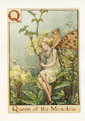 Flower Fairy Print - Queen of the Meadow (No. 70780017)